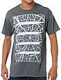 Empyre Tree Rings Grey T-Shirt