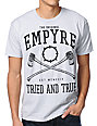 Empyre Tried And True Silver Grey T-Shirt