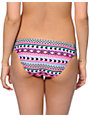 Empyre Virginia Tribal Stripe Tab Side Bikini Bottom