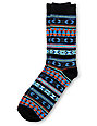 Empyre Wolfdancer Native Stripe Crew Socks