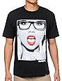 Entity Life Say Ahhh Black T-Shirt