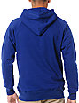 Eswic Icon Blue Pullover Hoodie