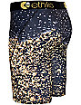 Ethika Champagne & Caviar Black & Gold Boxer Briefs