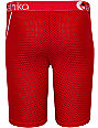 Ethika Flow Performance Red Boxer Briefs