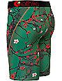Ethika Koi Blossom Green Boxer Briefs