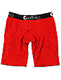 Ethika The Staple Black & Red Elephant Print Boxer Briefs