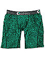 Ethika The Staple Charcoal & Turquoise Elephant Print Boxer Briefs