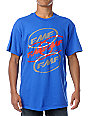 FMF Stacked Up Blue T-Shirt