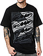 FMF Stained Black T-Shirt