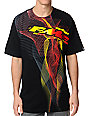 FMF Velocity Black & Red T-Shirt