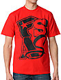 Famous Stars & Straps Big Up Red T-Shirt