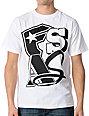 Famous Stars & Straps Big Up White T-Shirt