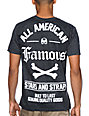 Famous Stars & Straps Built Too Fast Pocket T-Shirt