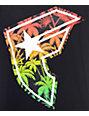 Famous Stars & Straps Island Daze Black T-Shirt