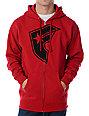 Famous Stars & Straps OG BOH Red Hoodie