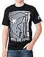 Famous Stars & Straps Power Lines BOH Black T-Shirt
