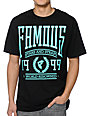 Famous Stars & Straps Renowned Black T-Shirt
