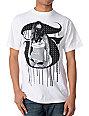 Famous Stars & Straps Storm White T-Shirt