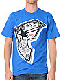 Famous Stars & Straps x Rebel 8 BOH Royal Blue T-Shirt