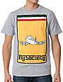 Fly Society Scuderia Heather Grey T-Shirt