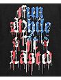 Flying Coffin Fun Black T-Shirt