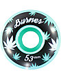 Form Burner Fancy Plants 53mm Skateboard Wheels
