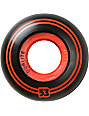 Form Dualite Black & Red 53mm Skateboard Wheels