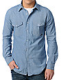 Fourstar Clothing Tampa Indigo Woven Shirt