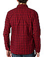 Fourstar Harris Red Plaid Woven Shirt