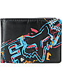 Fox Casino Black Bifold Wallet