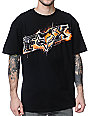 Fox Deception Black T-Shirt