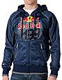 Fox Red Bull Travis Pastrana 199 Core Navy Zip Up Hoodie