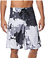 Fox Soleed Camo Grey Board Shorts