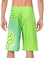 Fox V3 Lime Board Shorts