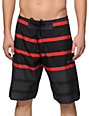 Free World Low Ryder Stripe 21 Board Shorts
