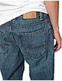 Free World Messenger Light Blue Skinny Jeans