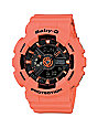 G-Shock Baby-G BA111-4A2 Street Neon Coral Watch
