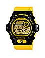 G-Shock G-8900SC-1Y Black & Yellow Digital Watch