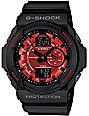 G-Shock GA150MF-1A Metallic Finish Black Watch