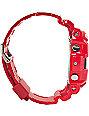 G-Shock GA201RD-4A reloj en rojo