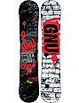 GNU Carbon Credit BTX 156cm Wide Snowboard
