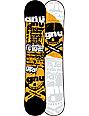 GNU Carbon Credit BTX 162cm Wide Mens Snowboard