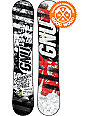 GNU Carbon Credit Series BTX 156cm Wide Snowboard
