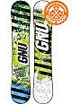 GNU Carbon Credit Series BTX 159cm Snowboard
