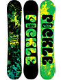 GNU Pickle PBTX 156cm Wide Snowboard