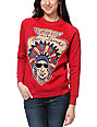 Glamour Kills Free Spirit Crew Neck Sweatshirt