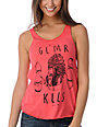 Glamour Kills Indian Summer Red Tank Top