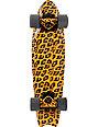 "Globe Leopard Bantam ST 24""  Complete Cruiser Skateboard"
