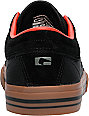 Globe Shoes Skybird Black & Gum Skate Shoes