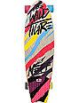 "Globe x Neff Wild Tigre 33""  Complete Cruiser Skateboard"